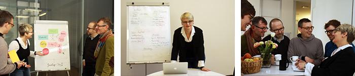 Projektberatung und Moderation - Iris Horstmann