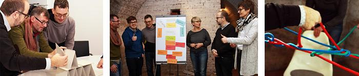 Workshops und Seminare - Iris Horstmann